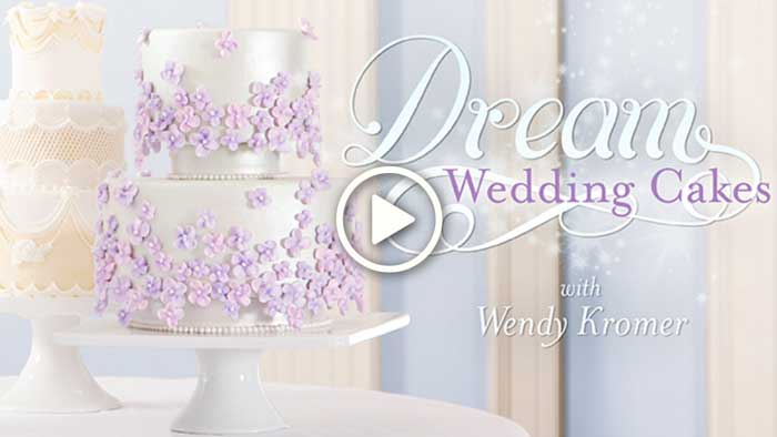 Dream Wedding Cakes (w/ Wendy Kromer)