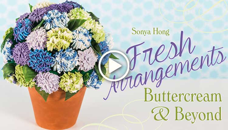Fresh Arrangements: Buttercream & Beyond
