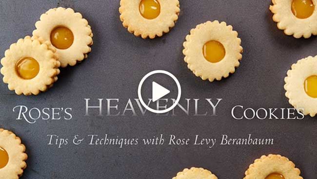 Rose's Heavenly Cookies: Tips & Techniques