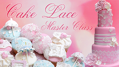 Cake Lace Master Class