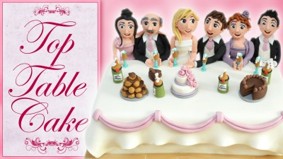 Top Table Cake
