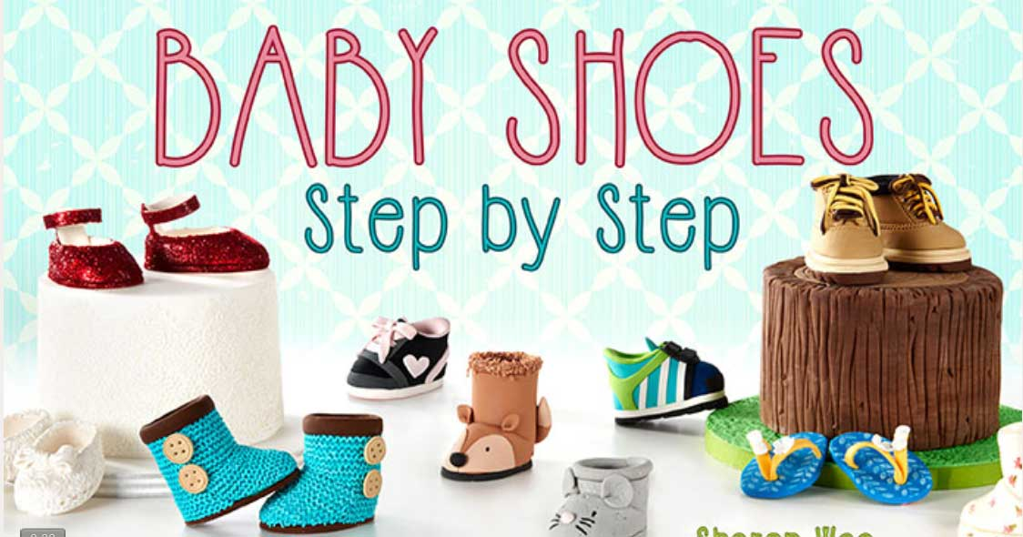 Baby Shoes: Step by Step