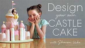 Design Your Own Castle Cake