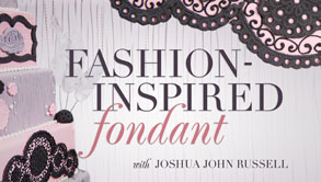 Fashion-Inspired Fondant