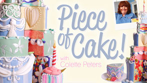 Piece of Cake! with Colette Peters