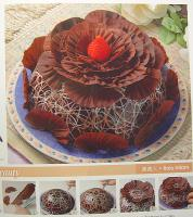 Chocolate cake book