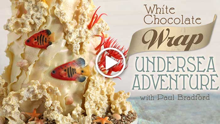 White Chocolate Wrap: Undersea Adventure, with Paul Bradford