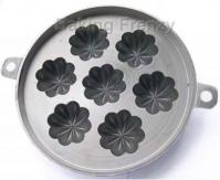 CNY Traditional 7 Flower madeleine muffin tin kuih bahulu mould1