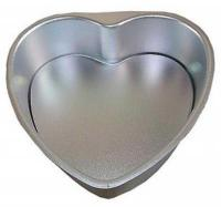 Valentine Anordised 6 in Heart Shape Cake Tin1