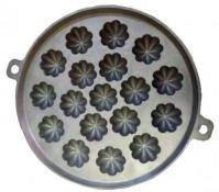 CNY Traditional 18 Flower Madeleine Muffin Tin Kuih Bahulu Mould1