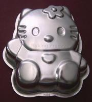 Cartoon 4 in Hello Kitty cake tin cake pan1
