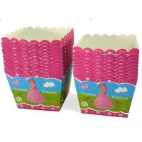 Princess Partytime Square Cupcake Wrappers 40 pcs1