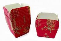 CNY Red Roses Cupcake Wrappers 20 pcs1