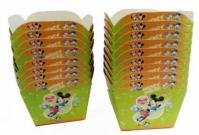 Mickey Mouse Cupcake Wrappers 20 pcs1