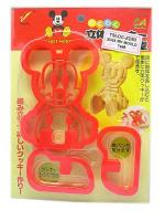 Cartoon Cutter 3D Mickey Mouse Cookie Cutter Set1