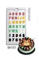 Alphabet Number Chocolate Mould 35-in-11