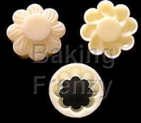 CNY EID Traditional Daisy Flower pineapple Jam Tart Cookie Cutter1