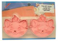 Cartoon Cutter Animals Cutter Marie Cat Cookie Cutter Stamp1