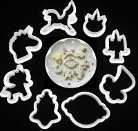 Unicorn Cookie Cutters Set of 81