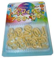 Cookie Number Cutter Set 10 pcs1