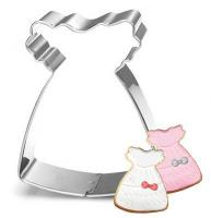 S/S Baby Dress Cookie Cutter1