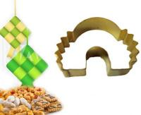 EID Copper Cookie Cutter (1) Acuan Biskut Raya1