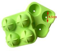 Silicone 4.5cm Ice Ball Mold1