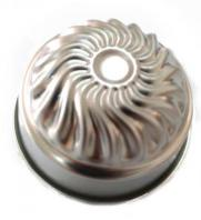 6.5cm Aluminum Spiral Jelly Mould 10 pcs1
