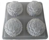 Traditional Pagoda Mooncake Jelly Dessert Mould 4-in-11
