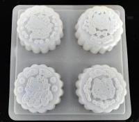 Mid-Autumn Hello Kitty Mooncake Mould Jelly 4-in-11