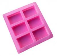 Rectangle Silicone Jelly Mold 6 in 11