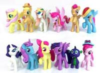Little Pony Figurine 12 in 11