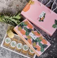 CNY Taiwanese Pineapple Tart Box Set Paper Bag Packaging1