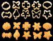 129 Traditional Assorted cookie cutter set 10 pcs1