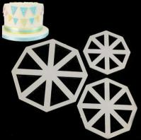 Bunting Cutter Set of 31
