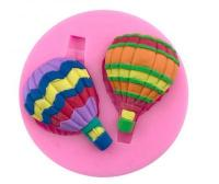 Hot Air Balloon Silicone Mould1